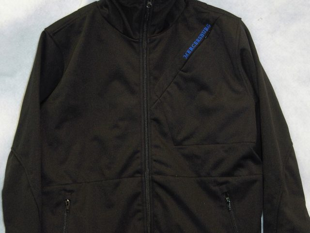 KW hooded jacket