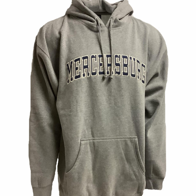 Hooded applique